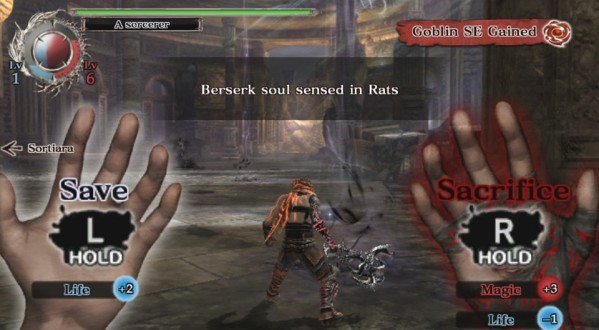 Soul Sacrifice review Escapism encapsulated