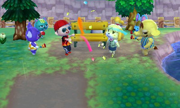 Animal Crossing New Leaf review We built this city