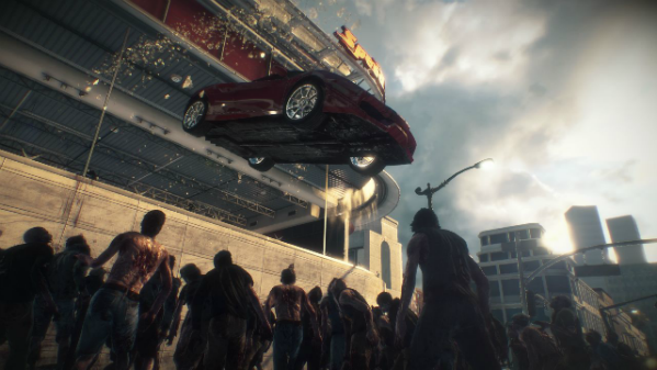 Dead Rising 3 Kinect and Smartglass integration detailed