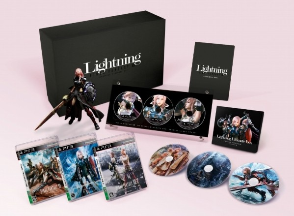 Lightning Returns Final Fantasy XIII hits NA Feb 11 2014, EU Feb 14 update Ultimate Box