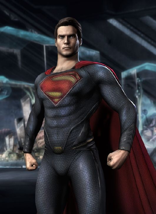 Kneel before Injustice Zod footage, get 'Man of Steel' skin in July
