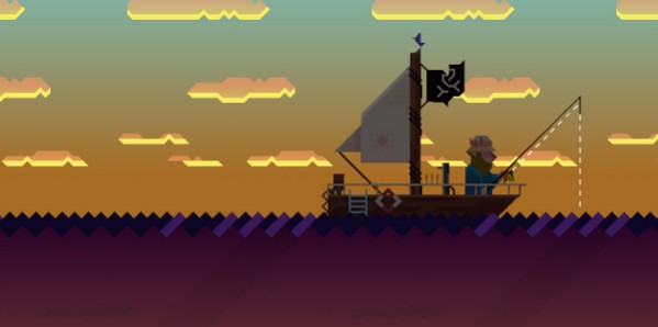 Ridiculous Fishing creator reeling from Apple Design Award, talks update