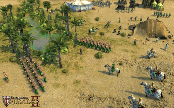 Stronghold Crusader 2 preview