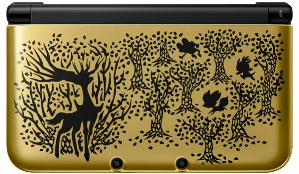Pokemon X, Y hurl limited edition 3DS XLs at Japan