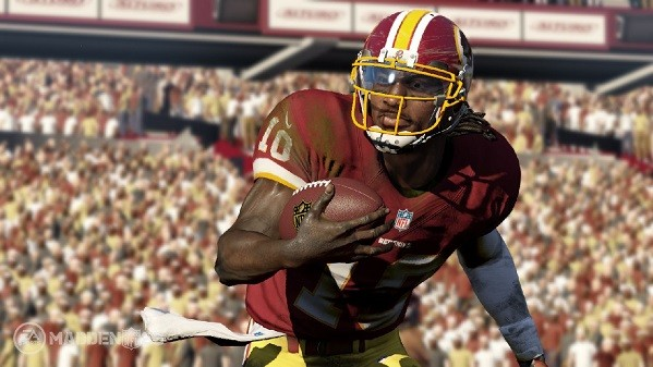 How a player gets his ratings in Madden Awaiting Revisions