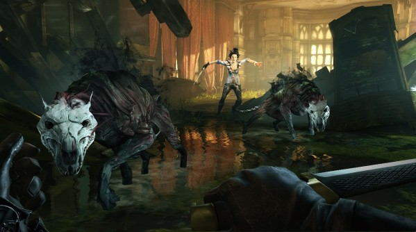 The Brigmore Witches wraps up Dishonored's DLC with gang warfare, fractured alliances