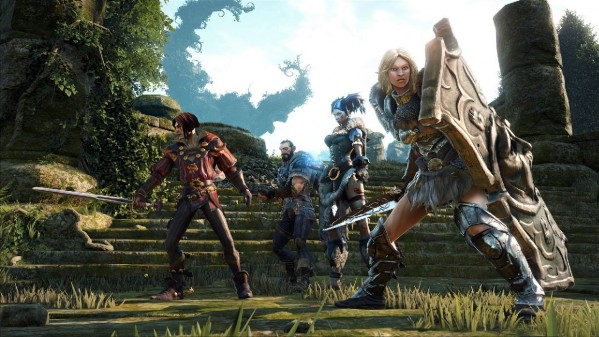 Fable Legends trades character creation for character definition