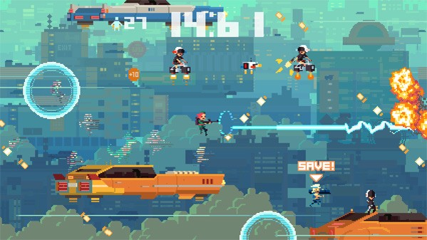 Below, Super TIME Force timedexclusive for Microsoft platforms