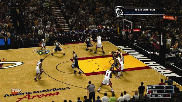 NBA 2K14 review Swear fealty to King James