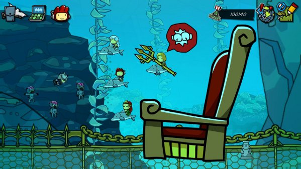 Scribblenauts Unmasked review