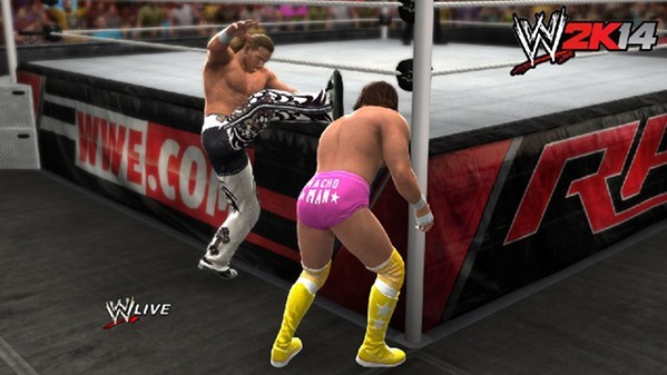 WWE 2K14 review 30 something