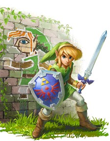 The Legend of Zelda A Link Between Worlds Review Hi, it rules