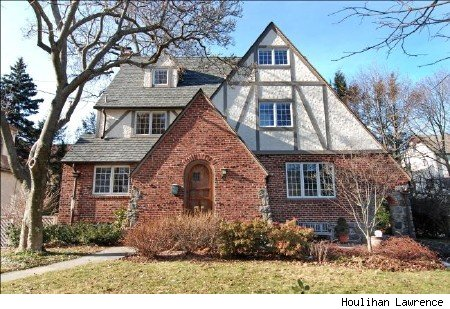 Treasury Secretary Timothy Geithner's home in Westchester County