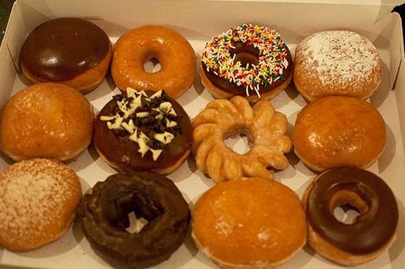 How Many Calories In Krispy Kreme Doughnuts Huffpost Uk