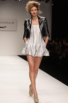 Paul Costelloe s/s 2011 catwalk