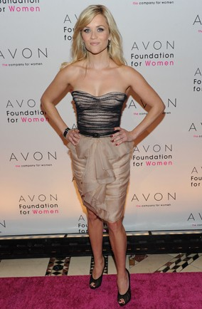 Reese Witherspoon at Avon Foundation event