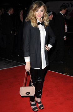 Fearne Cotton Drapers Awards