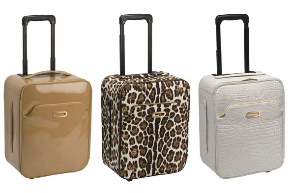 Jimmy Choo luggage