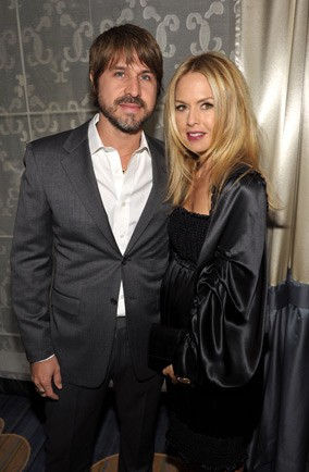 Rachel Zoe pregnant and husband Rodger