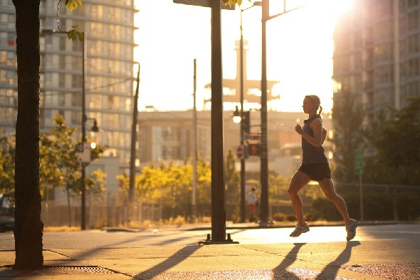 Jogging is a cardiovascular exercise