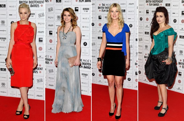 British Independent Film Awards red carpet