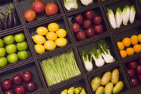 Eating fruit and veg could help you live longer