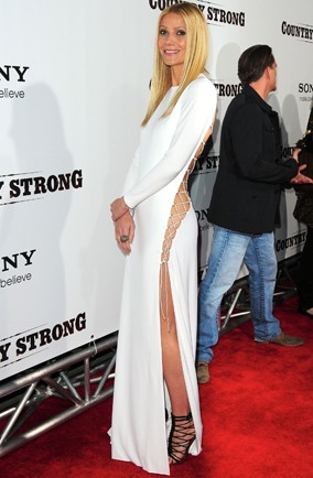 Gwyneth Paltrow Country Strong premiere