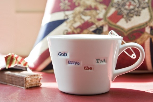 hunkydory home; boutique of the week; god save the tea cup; homewares