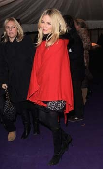 Sienna Miller at St Paul's