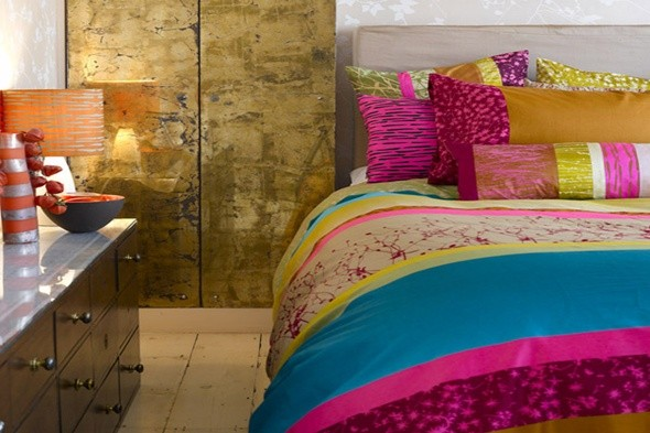 clarissa hulse; klimt bed linen; boutique of the week; textile designers