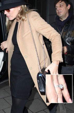 Kate Moss Engaged