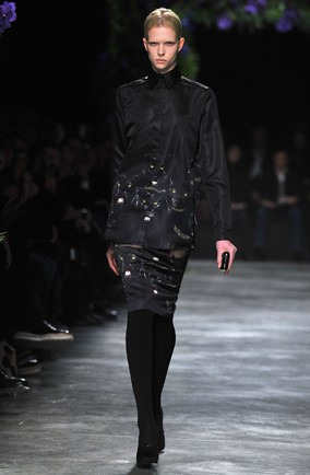 Givenchy catwalk