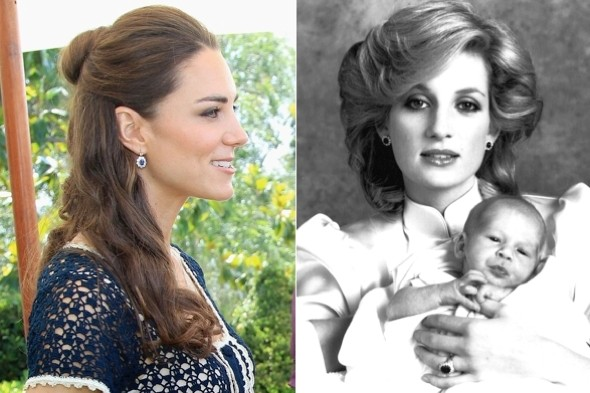prince-william-gives-kate-middleton-princess-diana's-sapphire-earrings