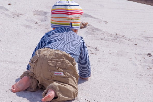 Taking your baby to the beach: top tips