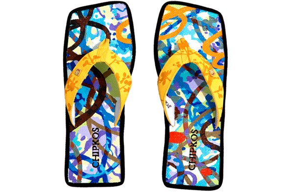 The world's most expensive flip-flops from Chipkos