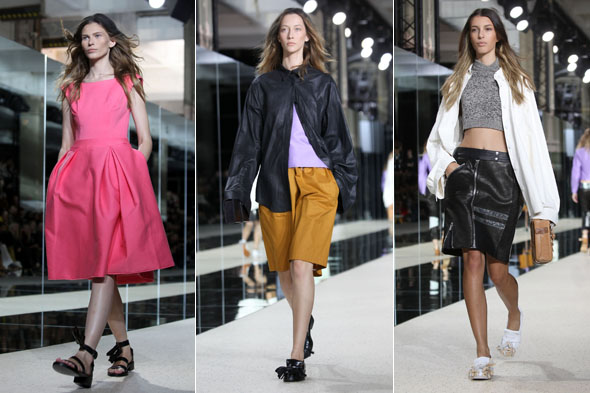 Catwalk review: Acne Spring/Summer 2012