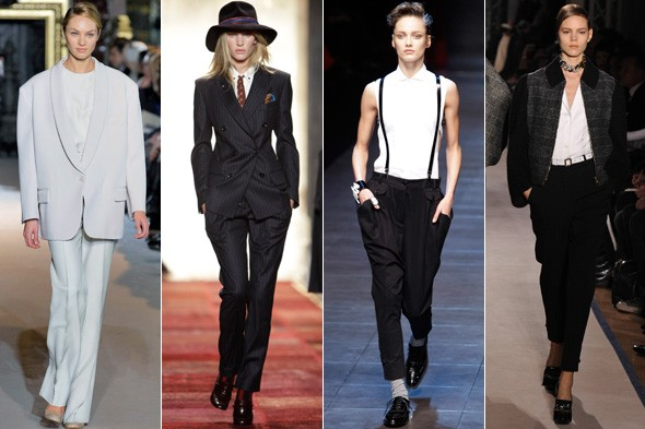 Shop the trend: Androgyny