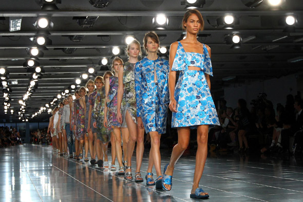 Christopher Kane Sring/Summer 2012