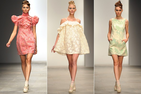 Paul Costelloe Spring/Summer 2011 collection