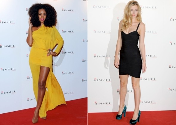 Celebs flock to Kate Moss party celebrating 10 years with Rimmel