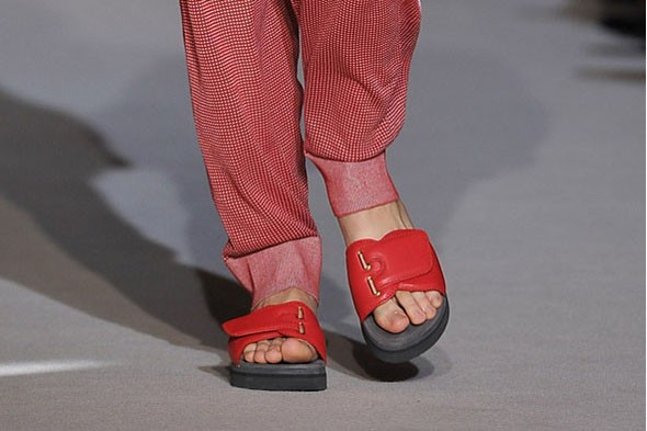 And the prize for most unlikely summer trend goes to...