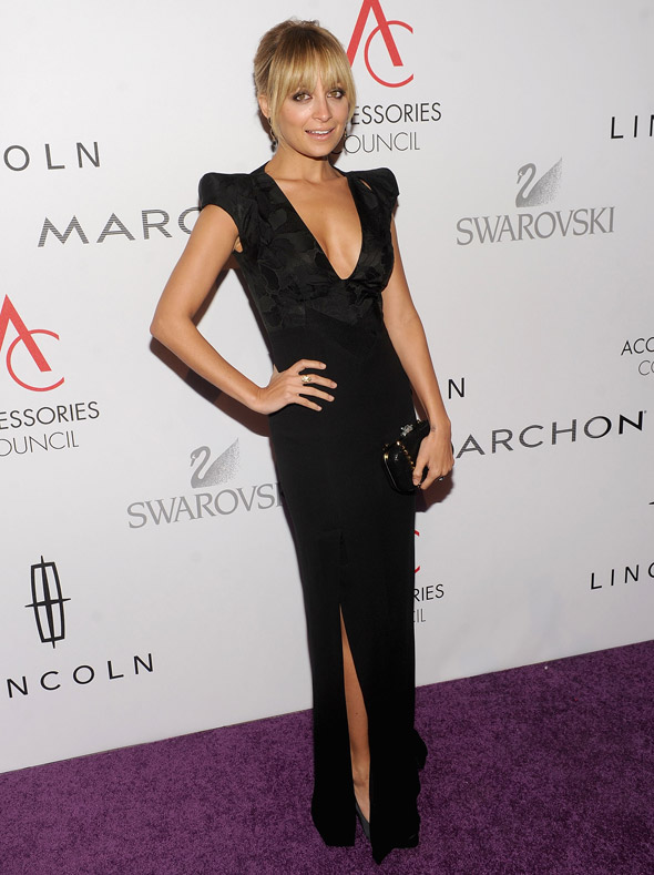Nicole Richie honoured by Accessories Council for trendsetting