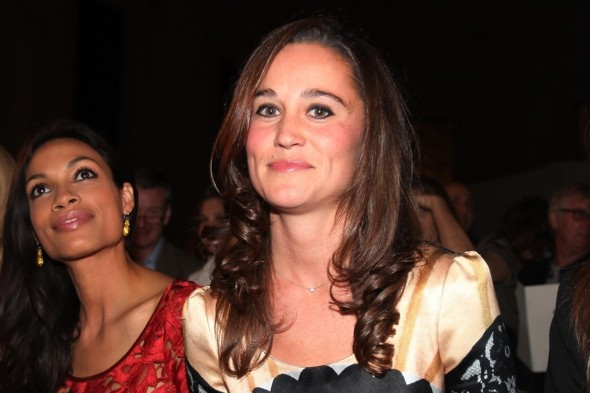 Pippa Middleton seals £400,000 party book deal