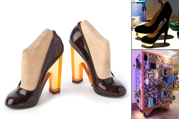 Would you spend £18,000 on shoes you can never wear?