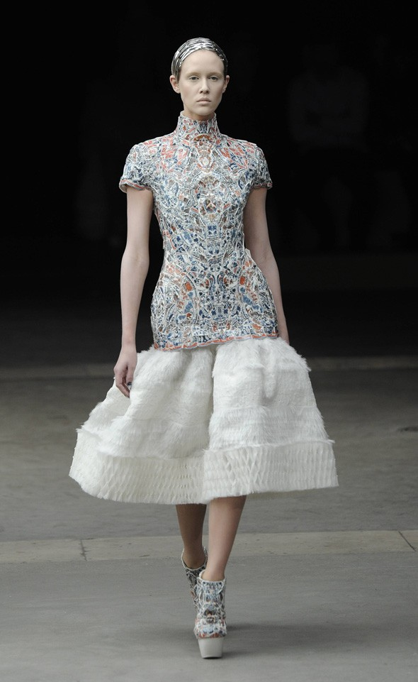 Sarah Burton talks Alexander McQueen: 'I was very afraid of taking the job'