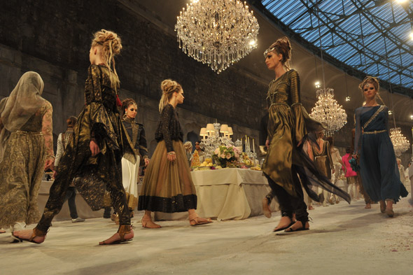 First look: Chanel's Paris-Bombay collection