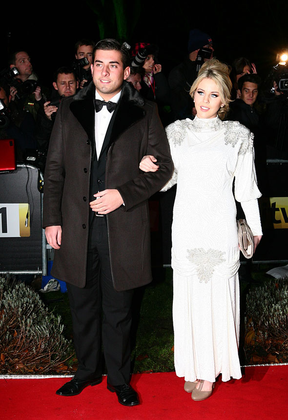 Lydia Bright: The only way is disturbing pelvic embellishments
