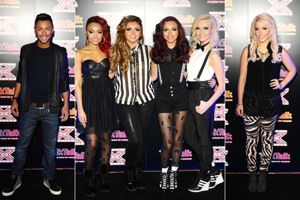 The X Factor winner: Who do you want to take 2011's crown?