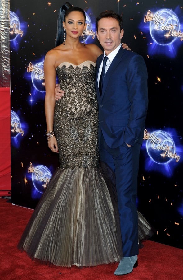 Alesha Dixon quits Strictly Come Dancing