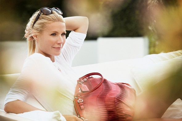Gwyneth Paltrow for Coach Spring/Summer 2012